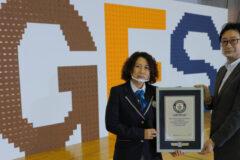GFSが ギネス世界記録®認定いただきました!