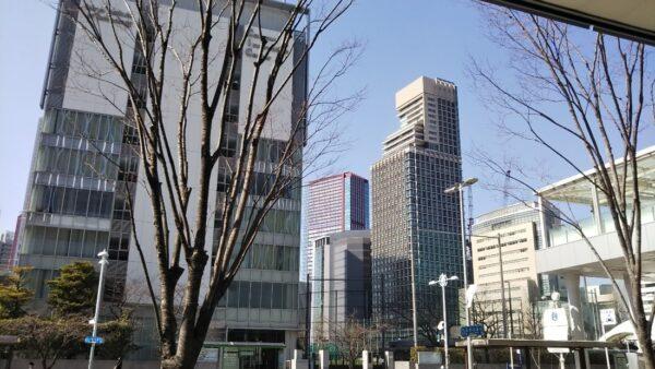 田町駅芝浦口(東口)